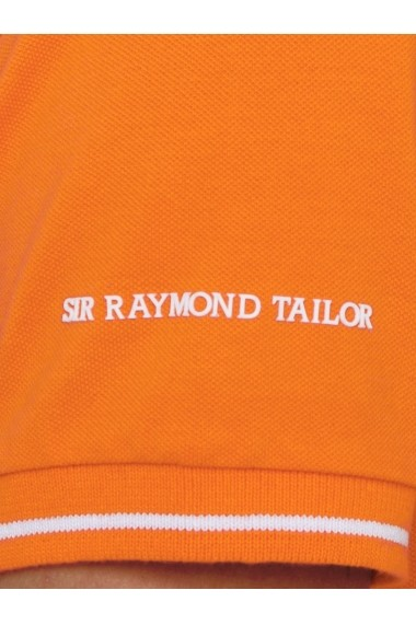 Tricou Polo Sir Raymond Tailor MAS-SI3546873 Portocaliu