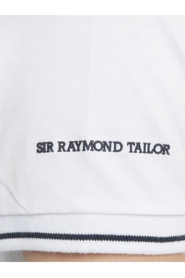 Tricou Polo Sir Raymond Tailor MAS-SI1616456 Alb