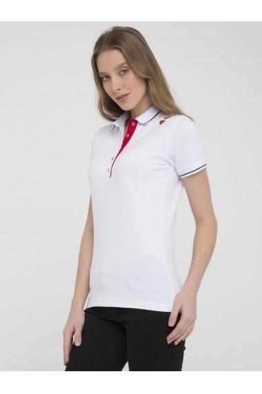 Tricou Polo Sir Raymond Tailor MAS-SI1616456 Alb - els