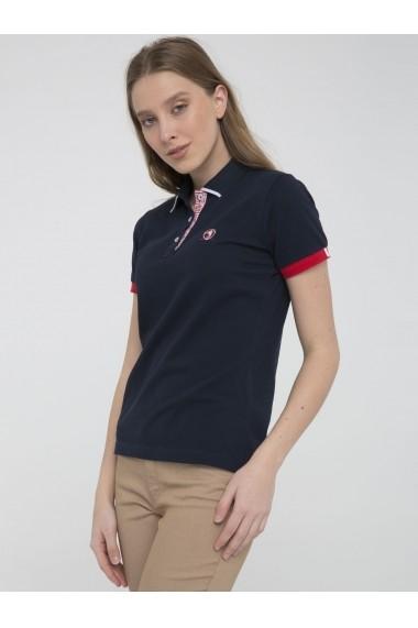 Tricou Polo Sir Raymond Tailor MAS-SI6336330 Bleumarin