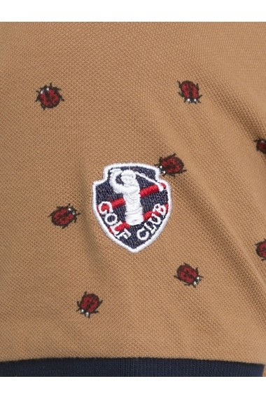 Tricou Polo Sir Raymond Tailor MAS-SI6173361 Bej