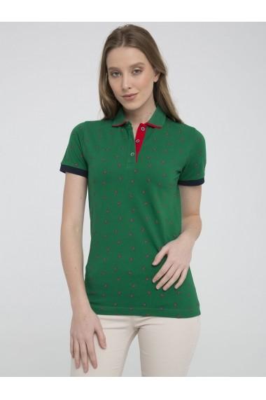 Tricou Polo Sir Raymond Tailor MAS-SI6389814 Verde - els