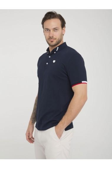 Tricou Polo Sir Raymond Tailor MAS-SI5041175 Bleumarin - els
