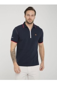 Tricou Polo Sir Raymond Tailor MAS-SI6336218 Bleumarin
