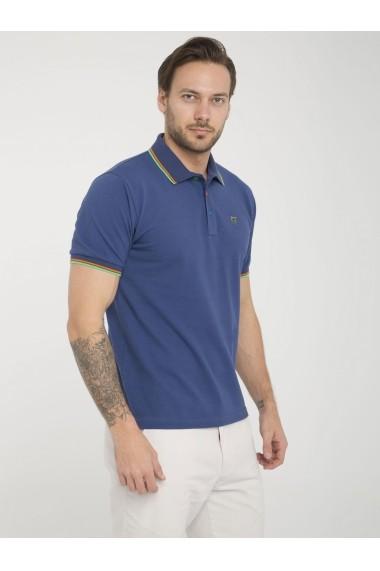 Tricou Polo Sir Raymond Tailor MAS-SI6918515 Bleumarin