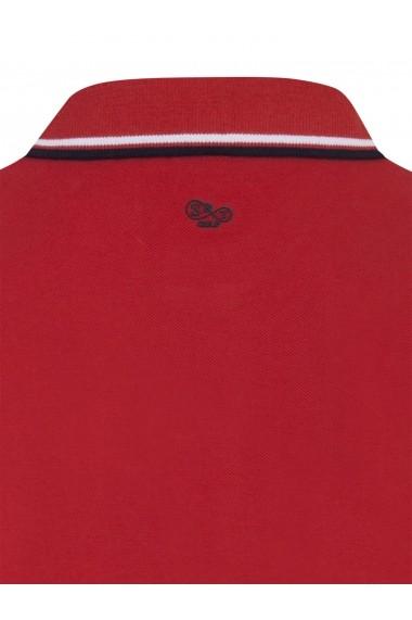 Tricou Polo Sir Raymond Tailor MAS-SI9488918 Rosu