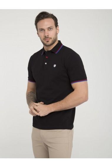 Tricou Polo Sir Raymond Tailor MAS-SI4155512 Negru - els