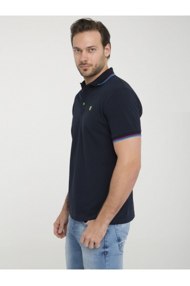 Tricou Polo Sir Raymond Tailor MAS-SI7699846 Bleumarin - els