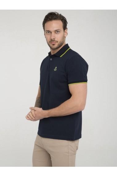 Tricou Polo Sir Raymond Tailor MAS-SI8138085 Bleumarin