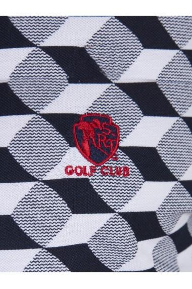 Tricou Polo Sir Raymond Tailor MAS-SI7423840 Alb