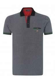 Tricou Polo Sir Raymond Tailor SI7394132 negru