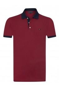 Tricou Polo Sir Raymond Tailor SI2014697 rosu