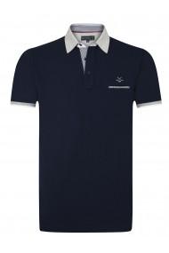 Tricou Polo Sir Raymond Tailor SI9486492 bleumarin
