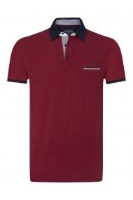 Tricou Polo Sir Raymond Tailor SI6330783 rosu
