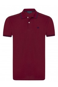 Tricou Polo Sir Raymond Tailor SI5847165 bordo