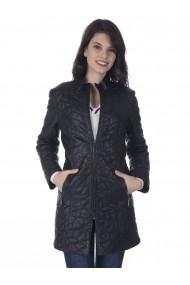 Jacheta din piele Sir Raymond Tailor SI6109204 Negru - els