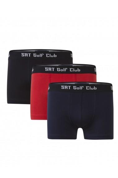 Set 3 boxeri Sir Raymond Tailor MAS-SI3746815 Negru