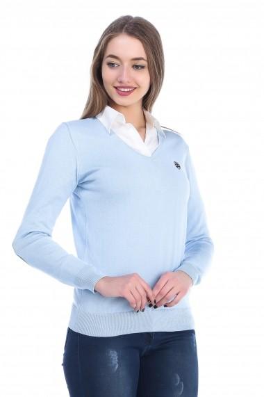 Pulover Sir Raymond Tailor SI7924155 albastru