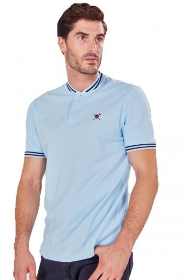 Tricou Polo Auden Cavill AC18F PLM9001 Albastru