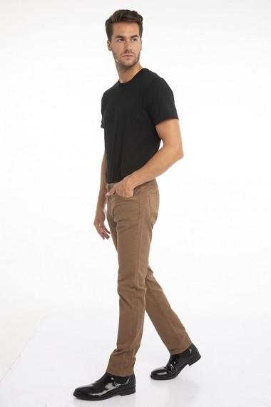 Pantaloni Auden Cavill AC19W PM5202 Bej - els