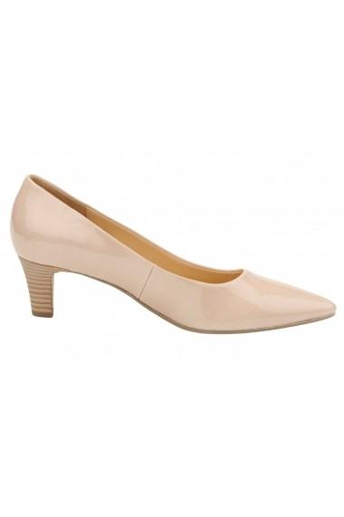 Pantofi cu toc cu toc GABOR 182895 nude