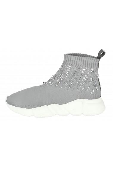 Pantofi sport casual Xyxyx 12858319 gri - els