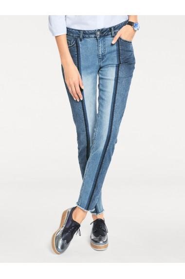 Jeansi skinny heine CASUAL 70260661 albastru