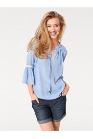 Bluza heine CASUAL 015495 Bleu