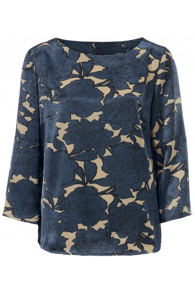 Bluza heine CASUAL 50168237 bleumarin - els