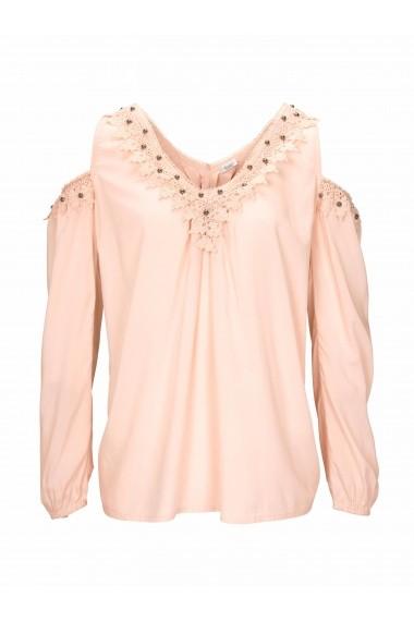 Bluza heine CASUAL 063431 roz - els