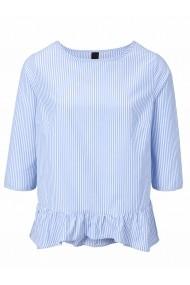 Bluza heine CASUAL 068066 albastru - els