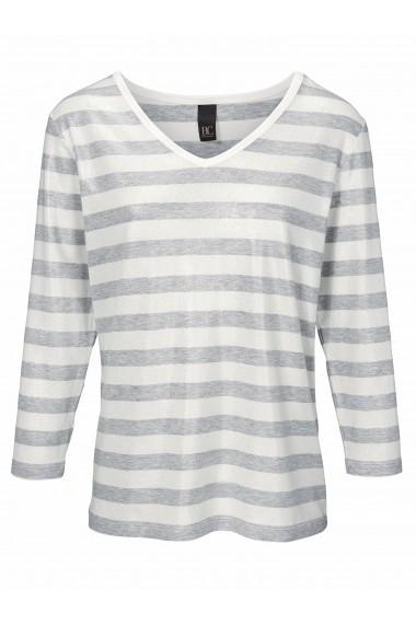 Bluza heine CASUAL 008033 argintiu