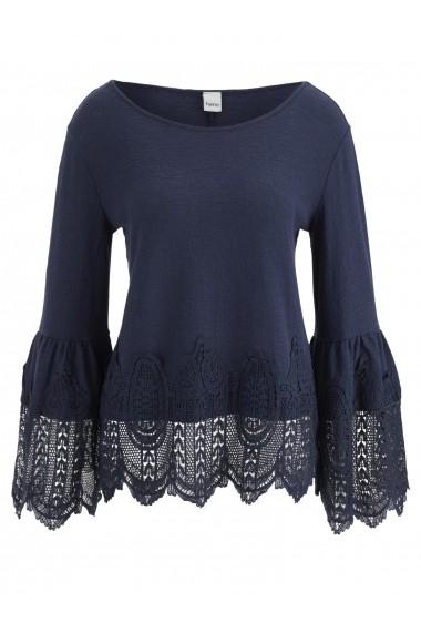 Bluza heine CASUAL 56912031 Bleumarin
