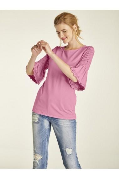 Bluza heine CASUAL 95180869 roz
