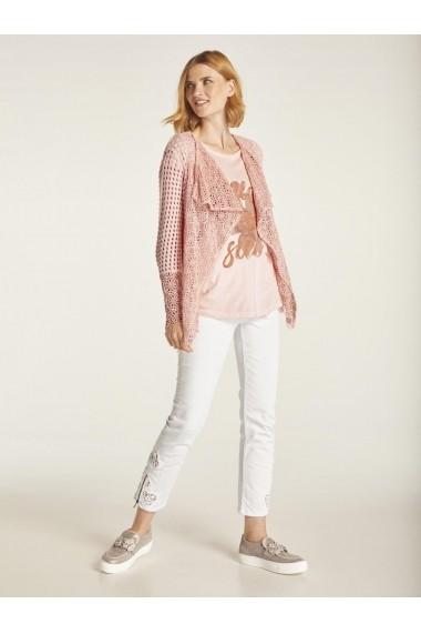 Tricou heine CASUAL 19511833 roz