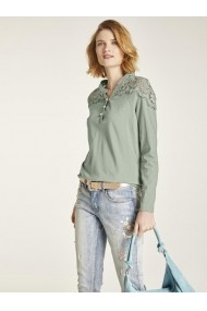 Bluza heine CASUAL 31251466 verde