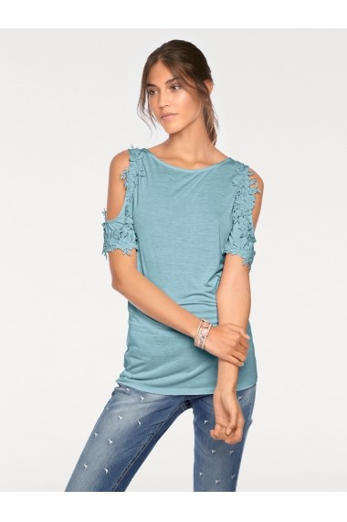 Top heine CASUAL 32756763 bleu