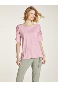 Tricou heine CASUAL 65265558 roz