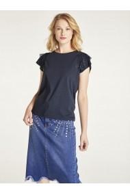 Блуза heine CASUAL 65968457 синьо