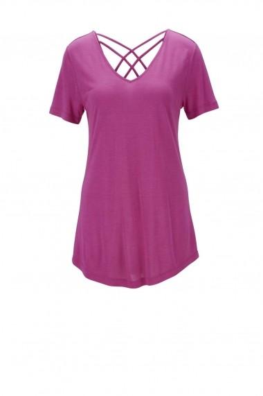 Bluza heine CASUAL 14096253 roz