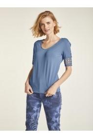 Tricou heine CASUAL 29103168 albastru