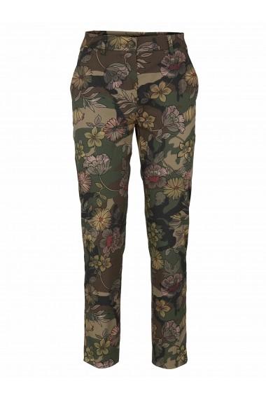 Pantaloni drepti heine CASUAL 95183309 multicolor