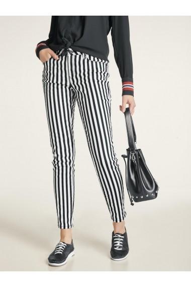 Pantaloni drepti heine CASUAL 24648643 Dungi