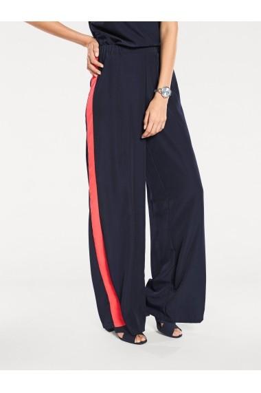 Pantaloni drepti heine CASUAL 32128829 albastru