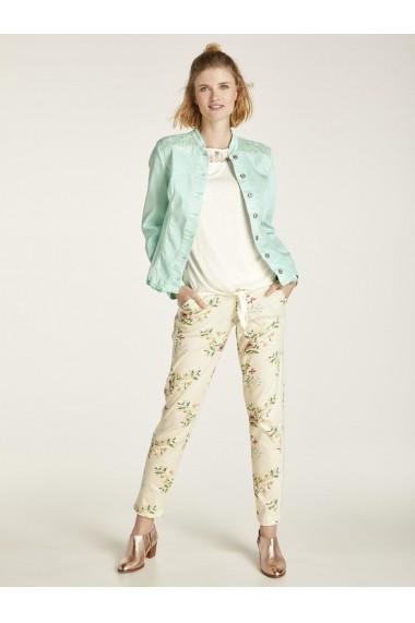 Pantaloni drepti heine CASUAL 53843121 Floral