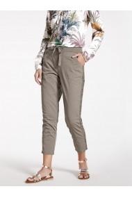 Pantaloni drepti heine CASUAL 71033714 bej