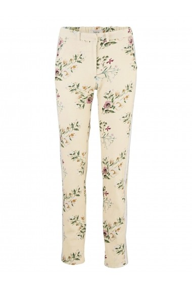 Pantaloni drepti heine CASUAL 72530410 bej