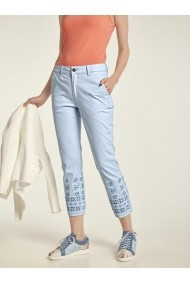 Pantaloni heine CASUAL 47911847 albastru