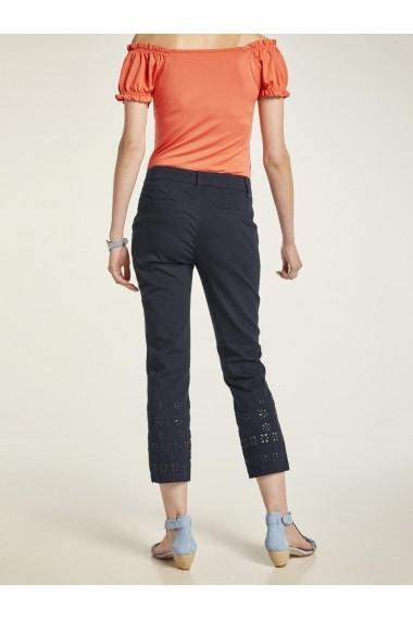 Pantaloni heine CASUAL 70652464 albastru