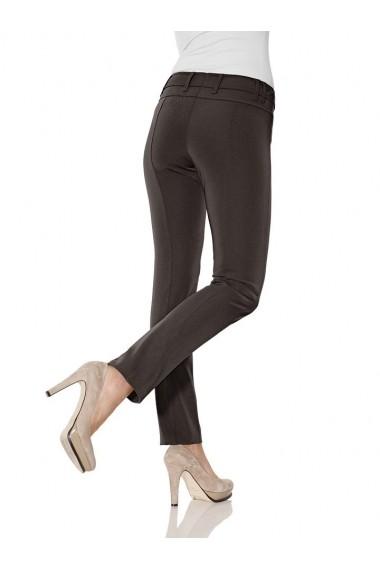 Pantaloni heine CASUAL 076786 maro